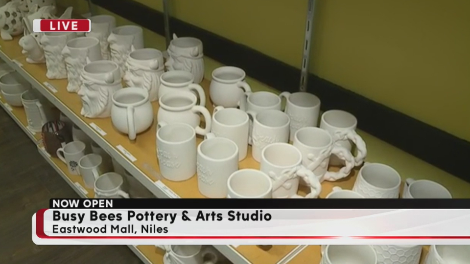 Busy Bees Pottery & Arts