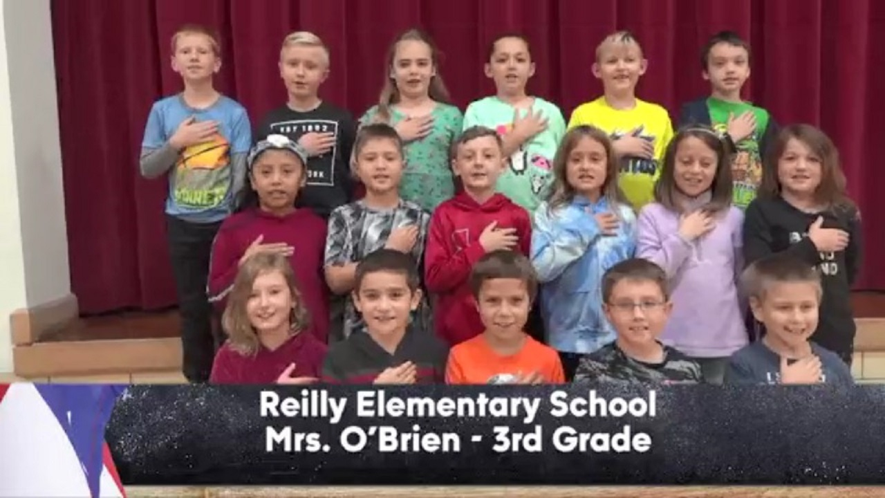 Reilly Elementary - Mrs. O'Brien - 3rd Grade