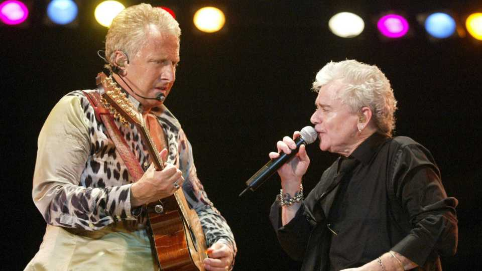 Air Supply Graham Russell and Russell Hitchcock to play at Robins Theatre in May