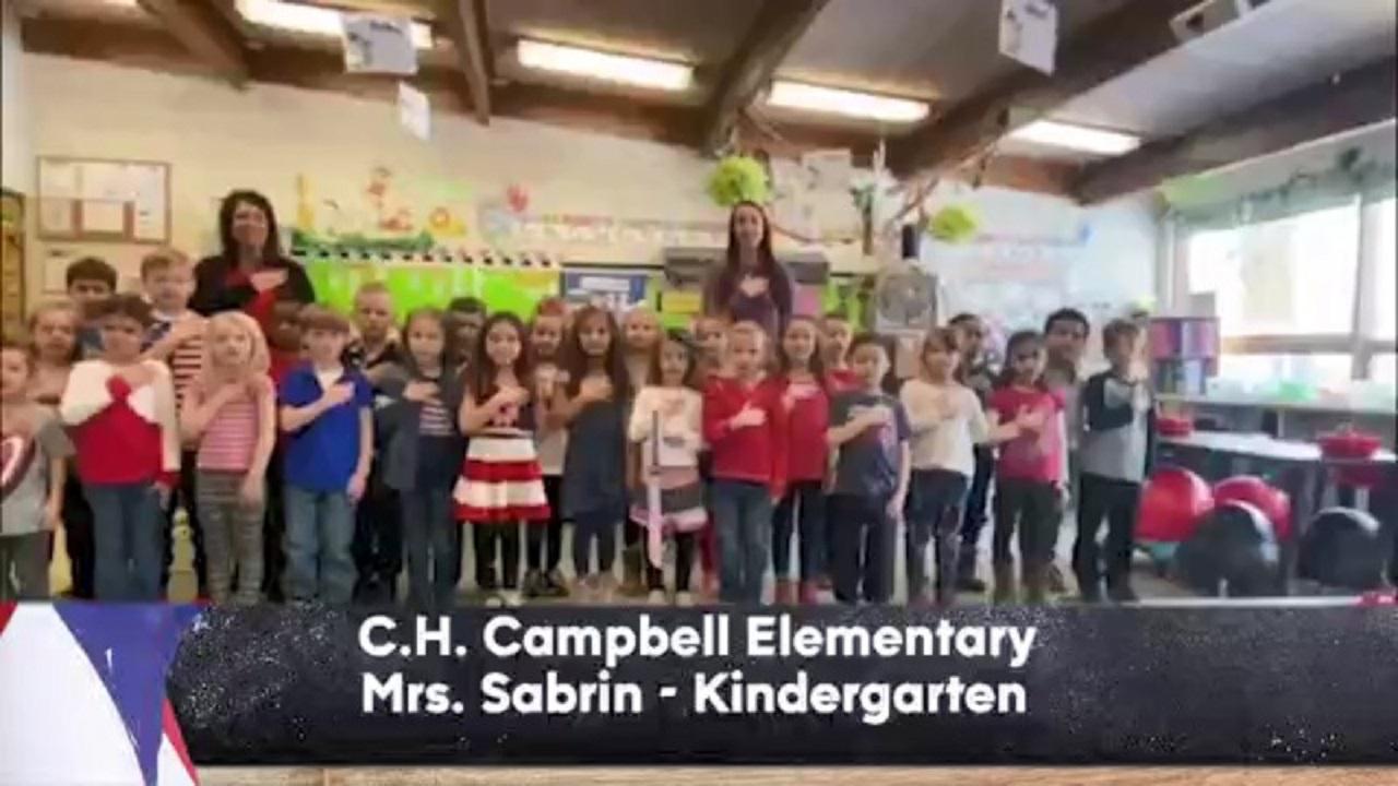 C.H. Campbell - Mrs. Sabrin - Kindergarten