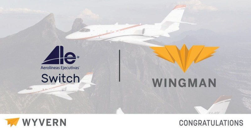 wyvern-press-release-wingman-aerolineas-ejecutivas