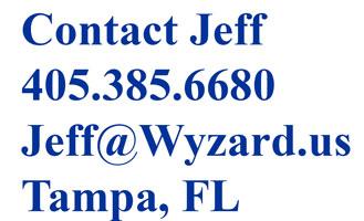 Contact Jeff Wyard