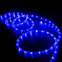 Blue Led Rope Lighting | Lighting Ideas