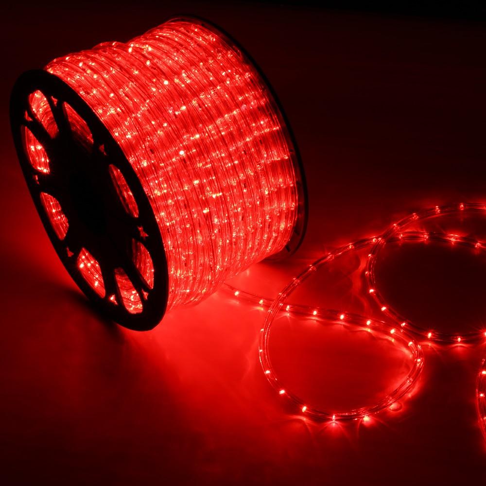 Red Led Rope Lights
