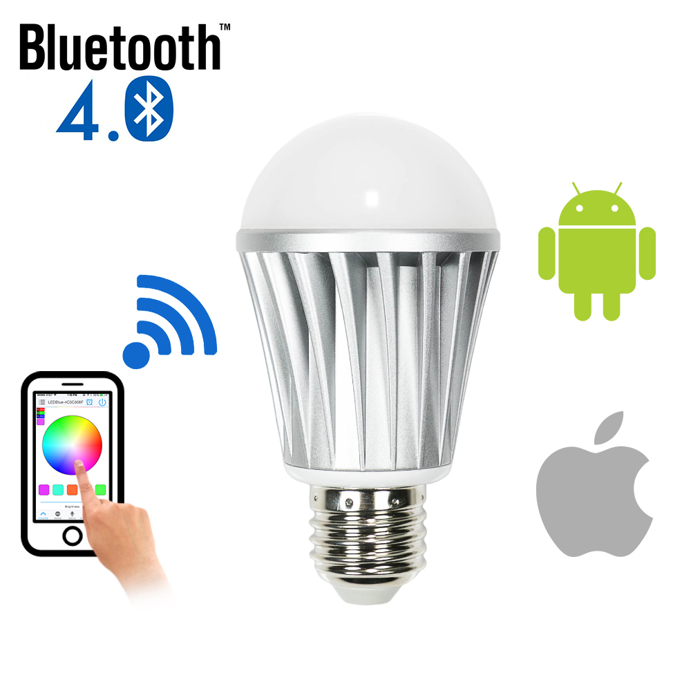 Bluetooth Light Bulb