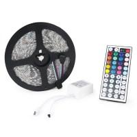 5m 5050 SMD LED Strip Light with Remote - WYZ works