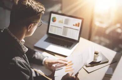 أسئلة مقابلة عمل محلل المخاطر