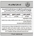 إعلان توظيف صادر عن جامعة الزرقاء