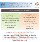 فرص عمل بالتعاون مع مديرية تشغيل عمان