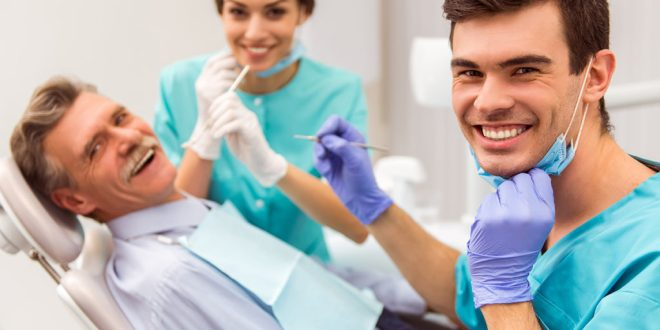 اعلان توظيف مساعد طب الأسنان في السعودية