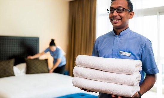 اعلان توظيف موظف الرعاية المنزلية في السعودية
