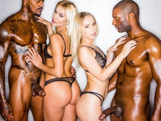 Adult movies with two blonde fucked by blacks 2019 .