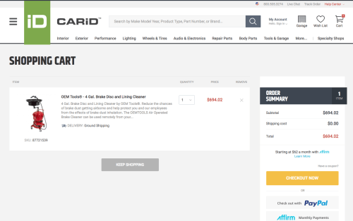 small resolution of custom checkout page ecommerce