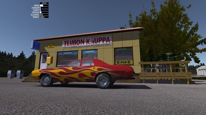 My Summer Car Screenshoot