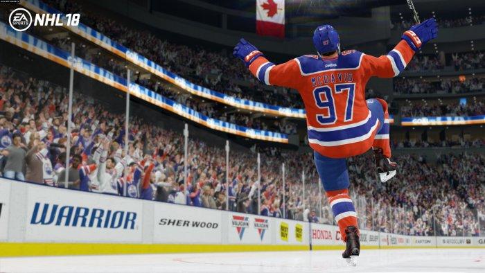 NHL 18 pc game