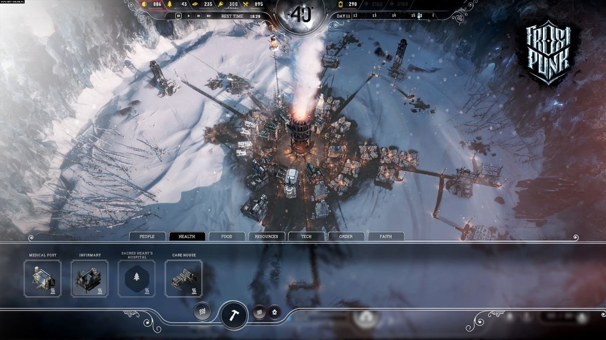 Frostpunk Download for Free [PC]
