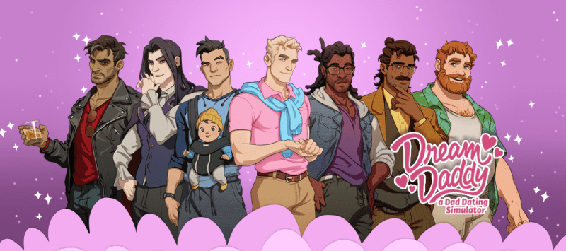 Dream Daddy Download Dream Daddy Free Game Pc