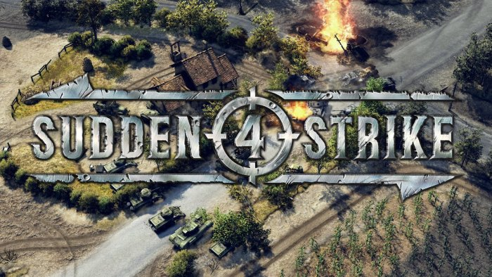 Sudden Strike 4 Download