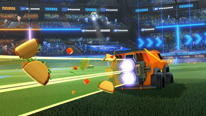 Rocket League screenshoot