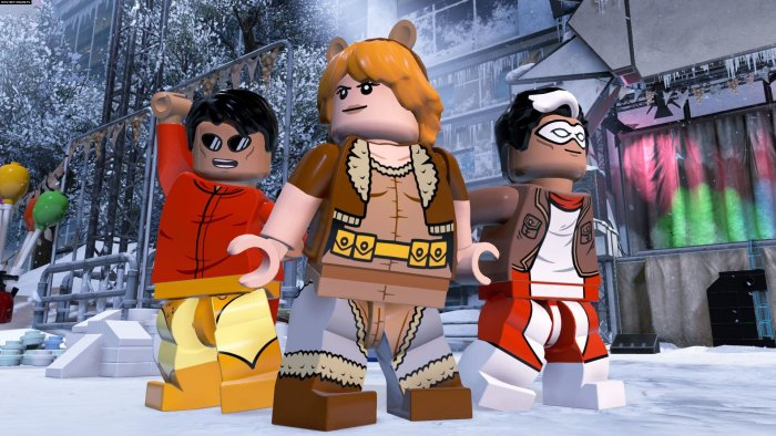 LEGO Marvel Super Heroes 2 download pc