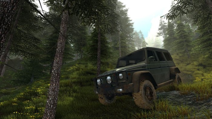 Proffesional Offroad Transport Simulator pc