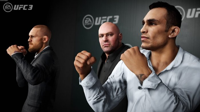 EA Sports UFC 3 download pc free