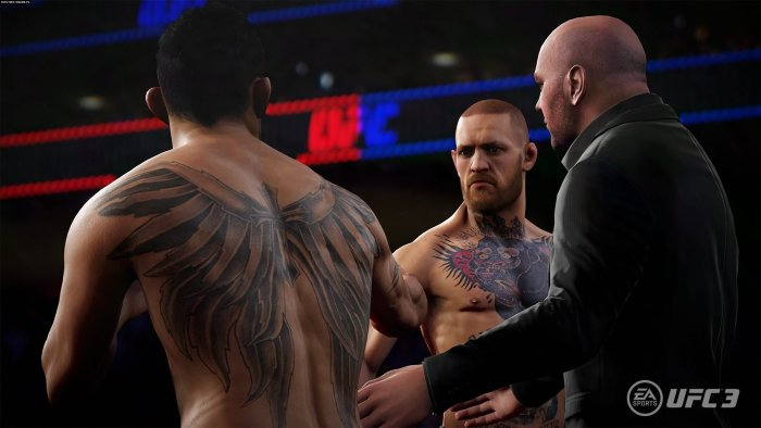 EA Sports UFC 3 full game