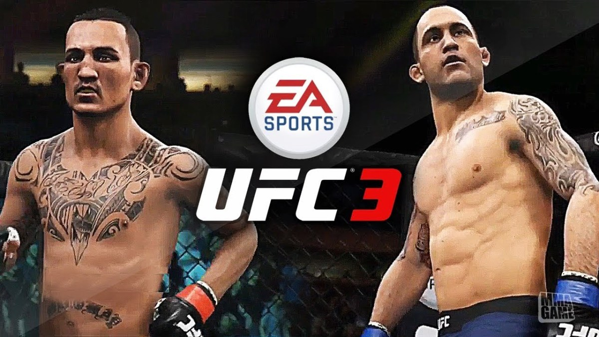EA Sports UFC 3 Download - EA Sports UFC 3 Free Game [PC]