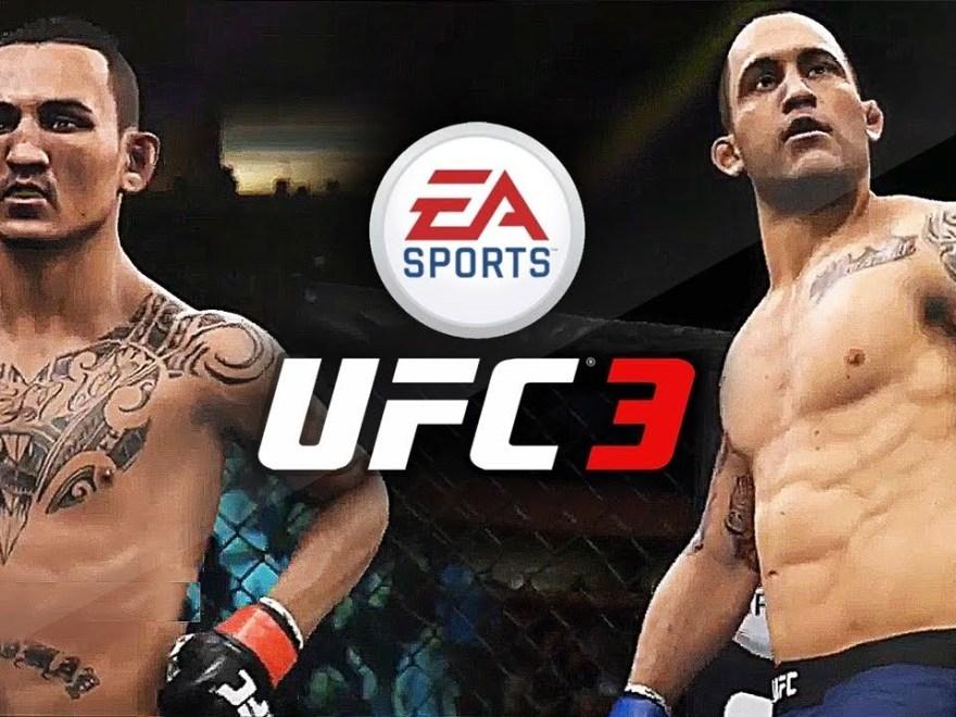 EA Sports UFC 3 download