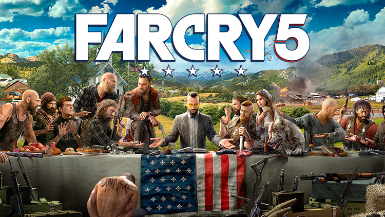 Far Cry 5 download