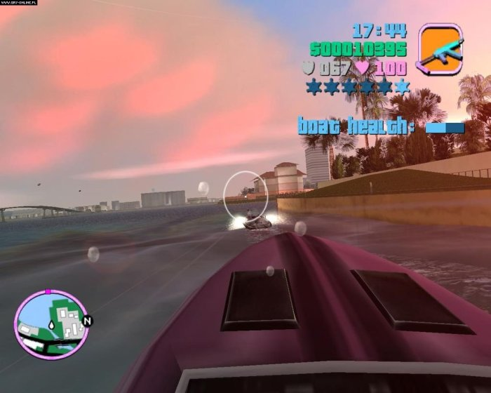 Grand Theft Auto Vice City for free