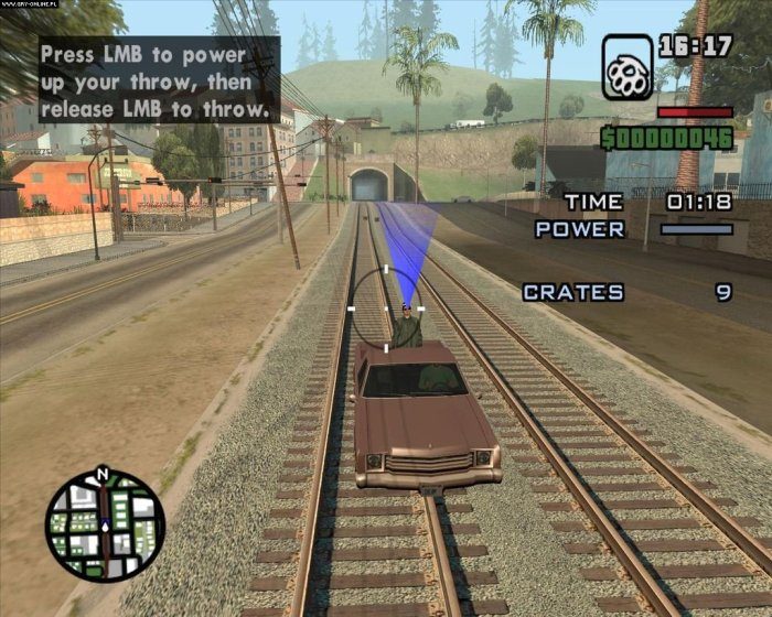 Grand Theft Auto San Andreas download pc for free