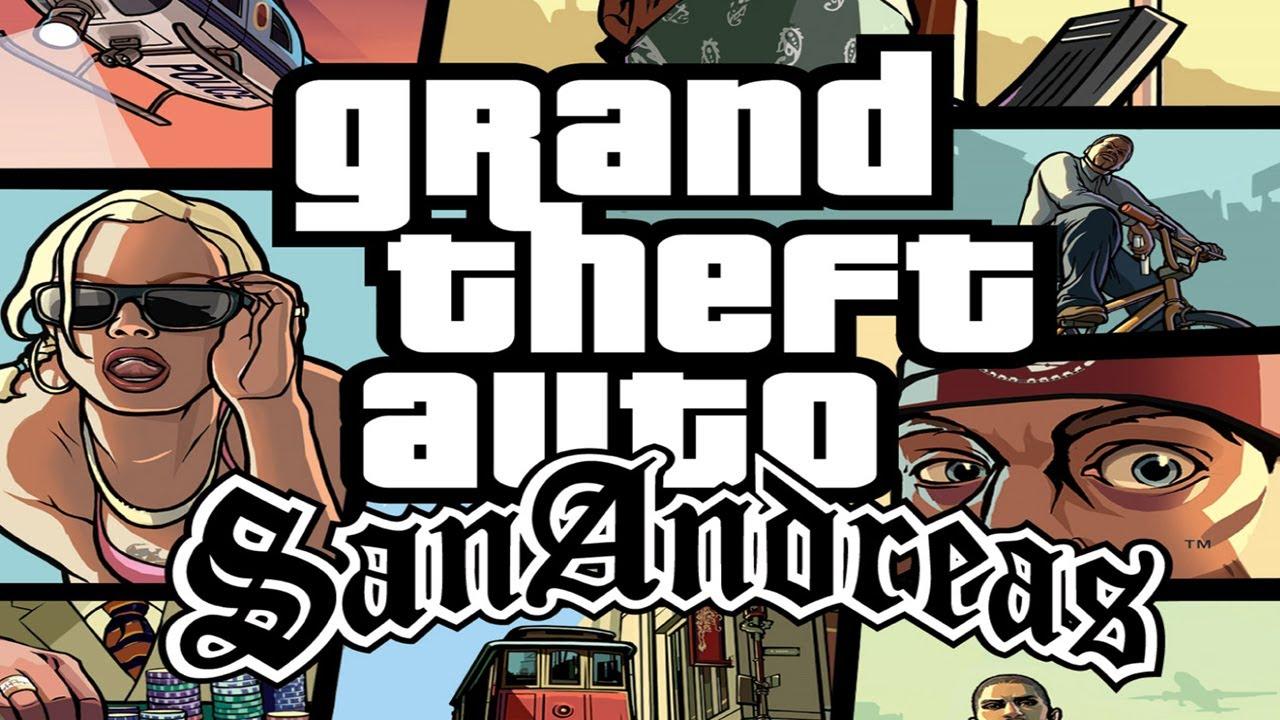 Grand Theft Auto San Andreas Download - GTA San Andreas
