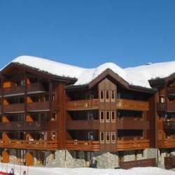 voorbeeld vierkamer appartementen aan de piste