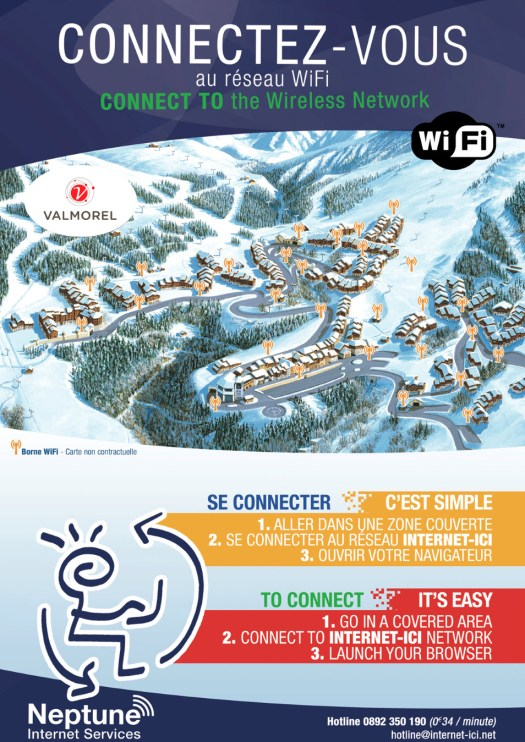 WiFi Valmorel