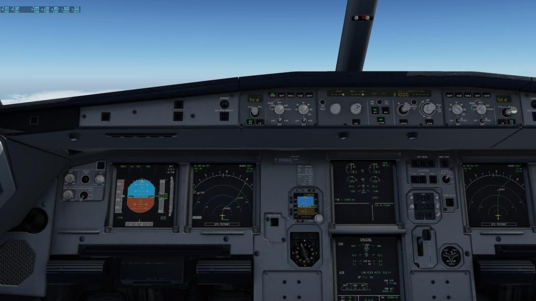Ff A320 Frame Rate | Amatframe co