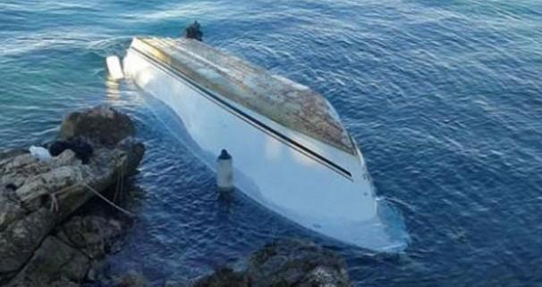 "The Coast Guard ""drowned"" the migrants in Farmakonisi"
