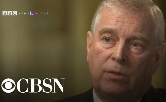 Prince Andrew Criticized For How He Addressed Jeffrey