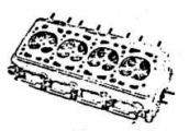 4 valve head of the Stradale