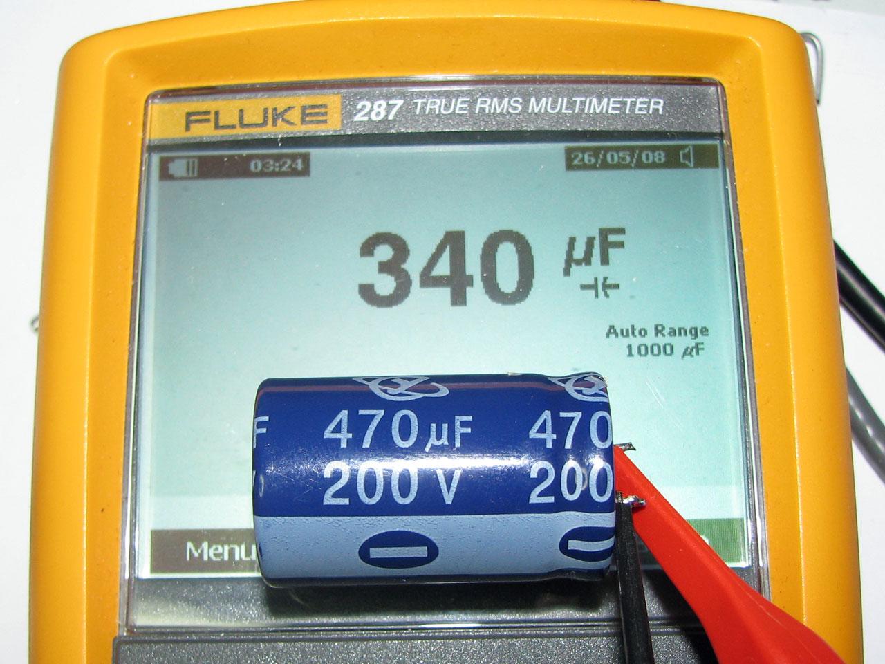 Comment Mesurer Un Condensateur Smd Fiche Pratique Sur Lavise Fr