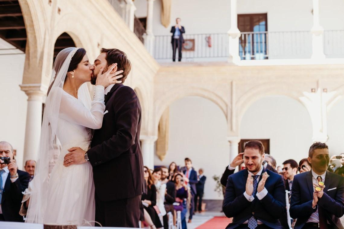 boda civil en la universidad de osuna