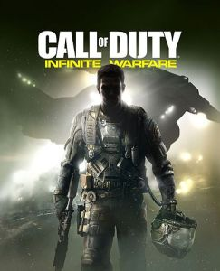 Infinite Warfare promotional poster