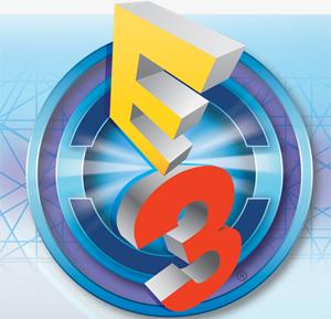 The E3 Logo, presented here to break text. Enjoy!