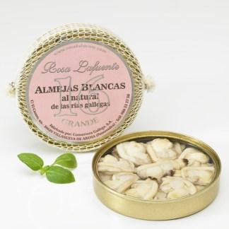 Almeja natural 16 pz Rosa Lafuente