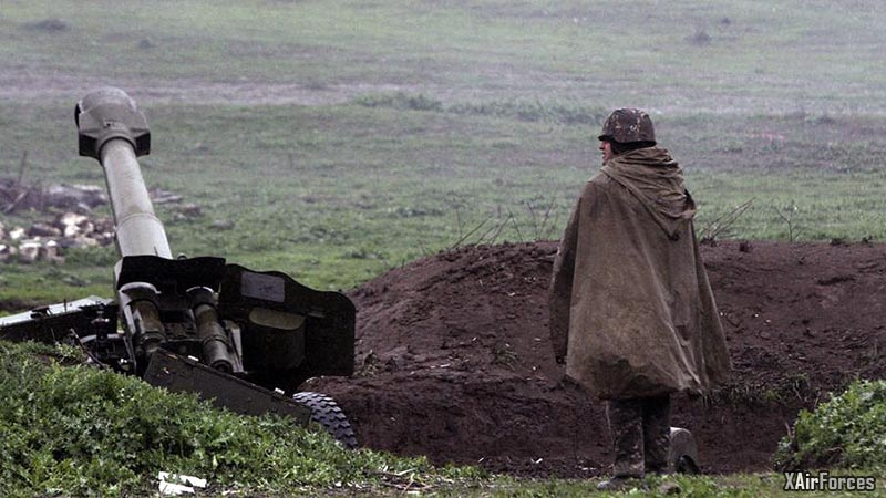 Azerbaijan says 12 of its soldiers killed in fighting
