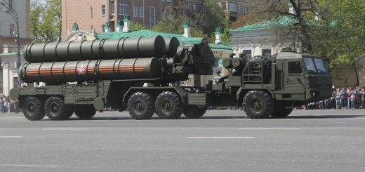 Russian S-400