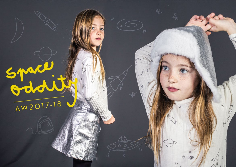 O Xornal de Xali e Xoco Tenda de roupa infantil molona e