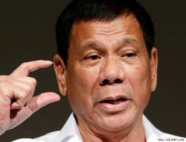 Tổng thống Philippines, Rodrigo Duterte.