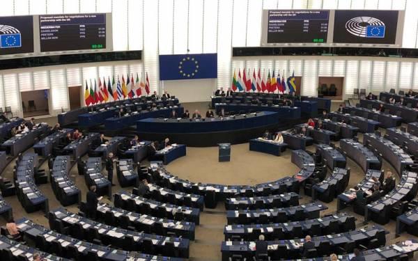 Phiên thảo luận của Nghị viện châu Âu