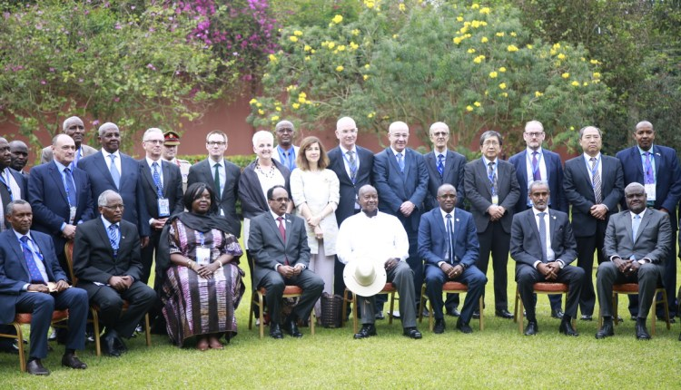 AMISOM Contributing Countries Wrap Up Meeting In Kampala